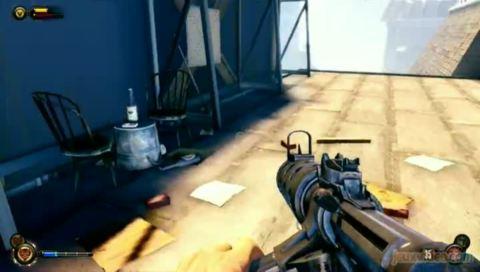 Bioshock Infinite : Exploration