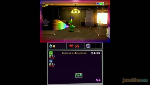 Luigi's Mansion 2 : Un multi fun qui mixe coop et compétition