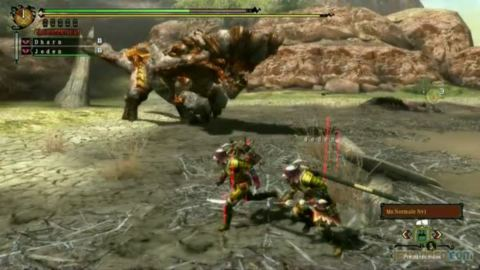Monster Hunter 3 Ultimate : Crossplay