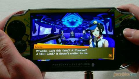 Persona 4 : The Golden : Un remake de qualité