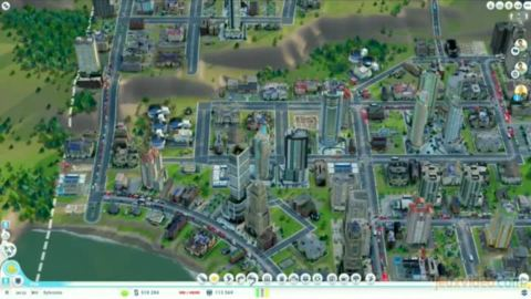 SimCity : SimCity, une histoire de ville