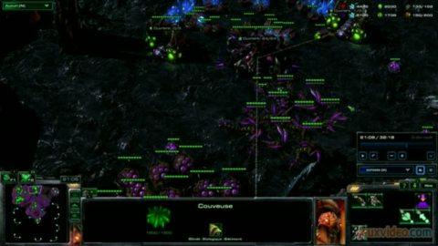 Starcraft II : Heart of the Swarm : Les nouvelles unités Zerg