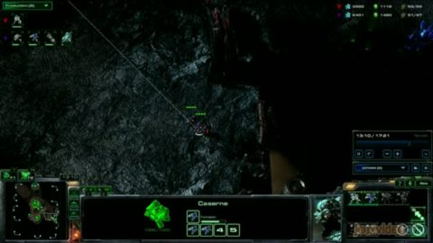 Starcraft II : Heart of the Swarm : Les nouvelles unités Terran
