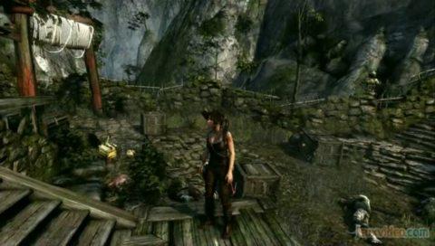 Tomb Raider : Une tombe, des énigmes et un brin d'exploration