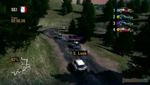 WRC Powerslide : Un MicroMachines-like décevant
