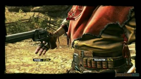 Call of Juarez : Gunslinger : Puisqu'on peut pas discuter, on va faire un duel !