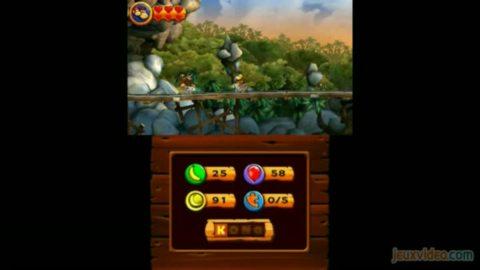 Donkey Kong Country Returns 3D : Un portage qui rend heureux
