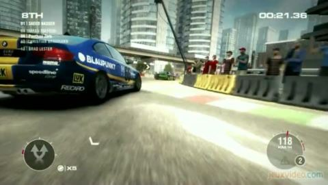 GRID 2 : Second tour de chauffe sur la Preview