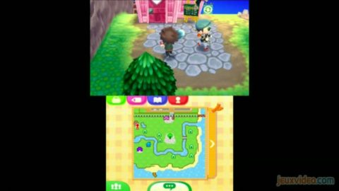 Animal Crossing : New Leaf : Multijoueur et StreetPass