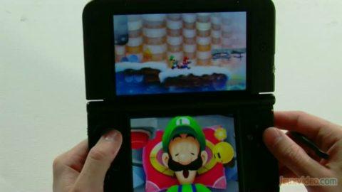Mario & Luigi : Dream Team Bros. : Choc thermique dans le monde onirique