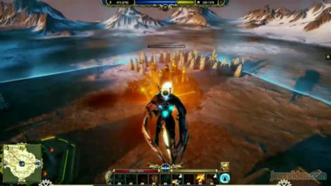 Divinity : Dragon Commander : 2/4 : La phase action