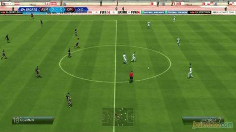 FIFA 14 : L'efficacité au détriment de la nouveauté