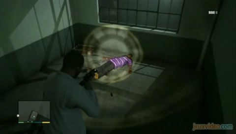Grand Theft Auto V : 4/10 : La route est longue (gunfight)