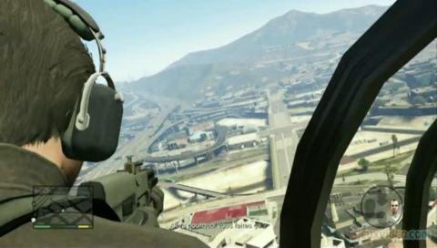 Grand Theft Auto V : 5/10 : A trois c'est mieux (switch)