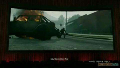 Grand Theft Auto V : 7/10 : Activités annexes (cinéma, strip club, tennis...)