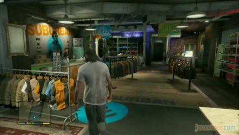 Grand Theft Auto V : 9/10 : Avions et hélicos