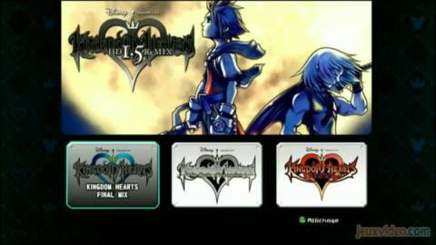 Kingdom Hearts 1.5 HD Remix : Une première compil'