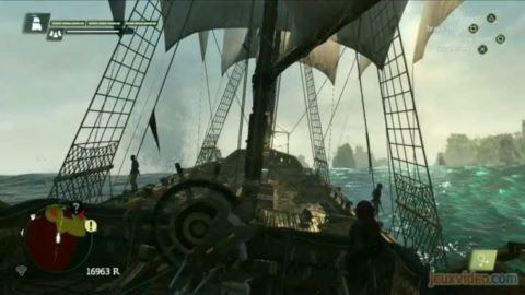 Assassin's Creed IV : Black Flag : 1/3 : Petite promenade en mer