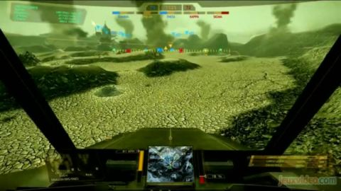 MechWarrior Online : 1/3 : Le mode Conquest