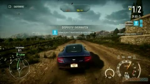 Need for Speed Rivals : 1/2 : Les pilotes