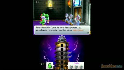 Mario Party Island Tour : 1/2 : Tour de Bowser