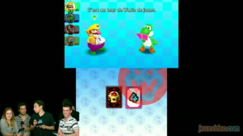 Mario Party Island Tour : 2/2 : Multi à quatre