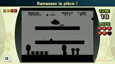NES Remix : Défis rétro