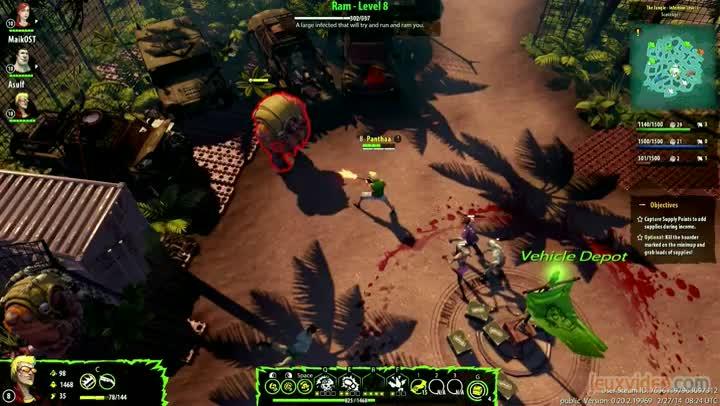 Dead Island Epidemic Retour