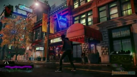 inFAMOUS : Second Son : Un fiston plutôt turbulent