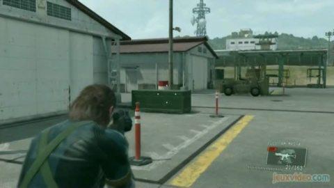 Metal Gear Solid V : Ground Zeroes : Un prologue qui laisse perplexe...