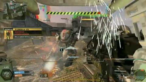 Titanfall : Une claque et un revers de titan !