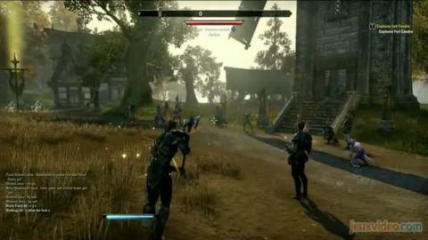The Elder Scrolls Online : 3/3 : En route pour du PvP à Cyrodiil