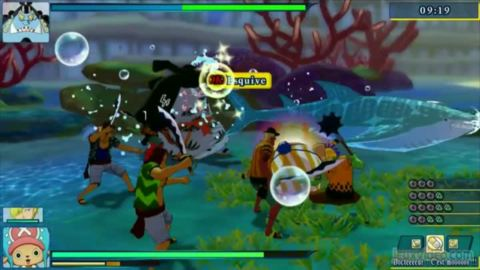 One Piece Unlimited World Red : L'appel de l'aventure