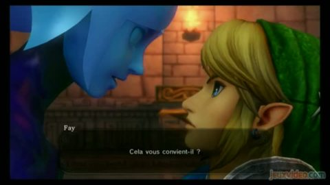 Hyrule Warriors : 1/2 : Fiasco à Célesbourg