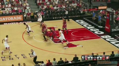 NBA 2K15 : Retour sur les parquets