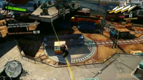 Sunset Overdrive : 1/2 : Overdose d'overcharge