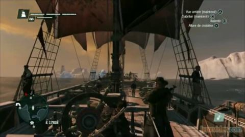 Assassin's Creed Rogue : 2/2 : Les nouveautés en mer