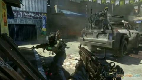 Call of Duty : Advanced Warfare : Un solo explosif (1/2)