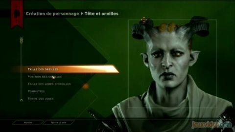 Dragon Age Inquisition : Création de personnage et combats 3/3
