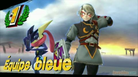 Super Smash Bros. for Wii U : 2/4 : Amiibo, une IA qui apprend de ses adversaires