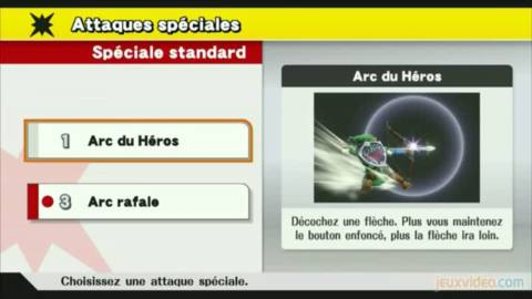 Super Smash Bros. for Wii U : 4/4 : La personnalisation des personnages