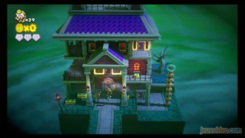 Captain Toad Treasure Tracker : Les aventuriers de la gemme perdue
