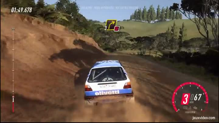 gaming live dirt rally 2 0 on fait le point sur les. Black Bedroom Furniture Sets. Home Design Ideas