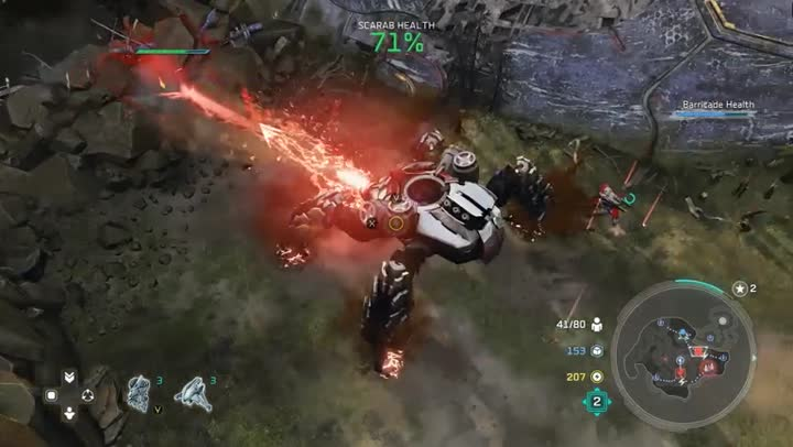 Gaming Live Halo Wars 2 : Awakening the Nightmare - Le Flood