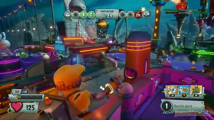 Gaming live pvz garden warfare 2 c 39 tait pas ma guerre - Plants vs zombies garden warfare for wii u ...
