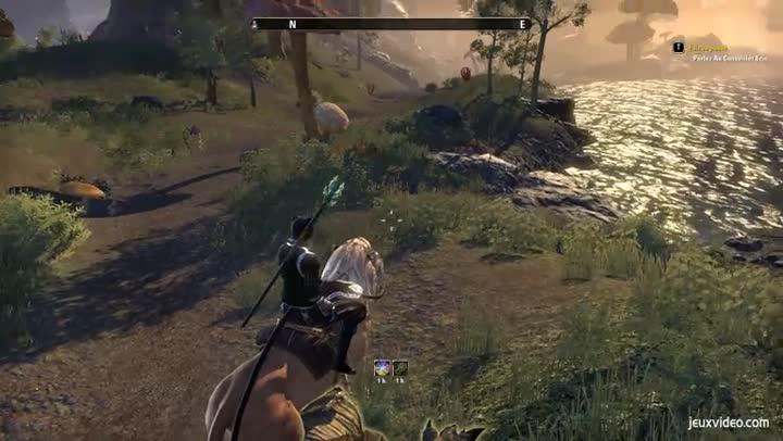 The Elder Scrolls Vita : Gaming live the elder scrolls online morrowind un