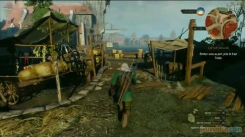 The Witcher 3 - Un tour à Novigrad 4/4