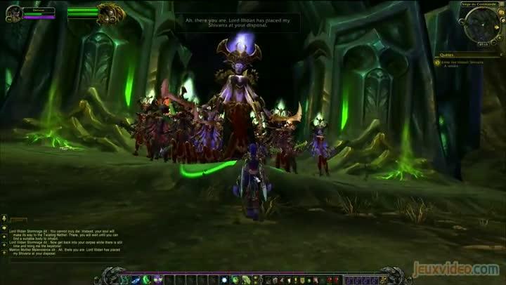 Gaming live world of warcraft legion le chasseur de d mons - World of warcraft sur console ...