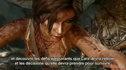 Tomb Raider : Guide de survie : Episode 1 - L'intelligence de Lara