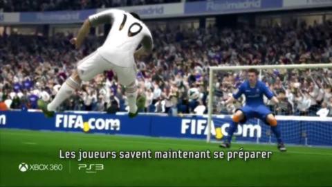 FIFA 14 : Les Frappes Pures et la Physique de Balle